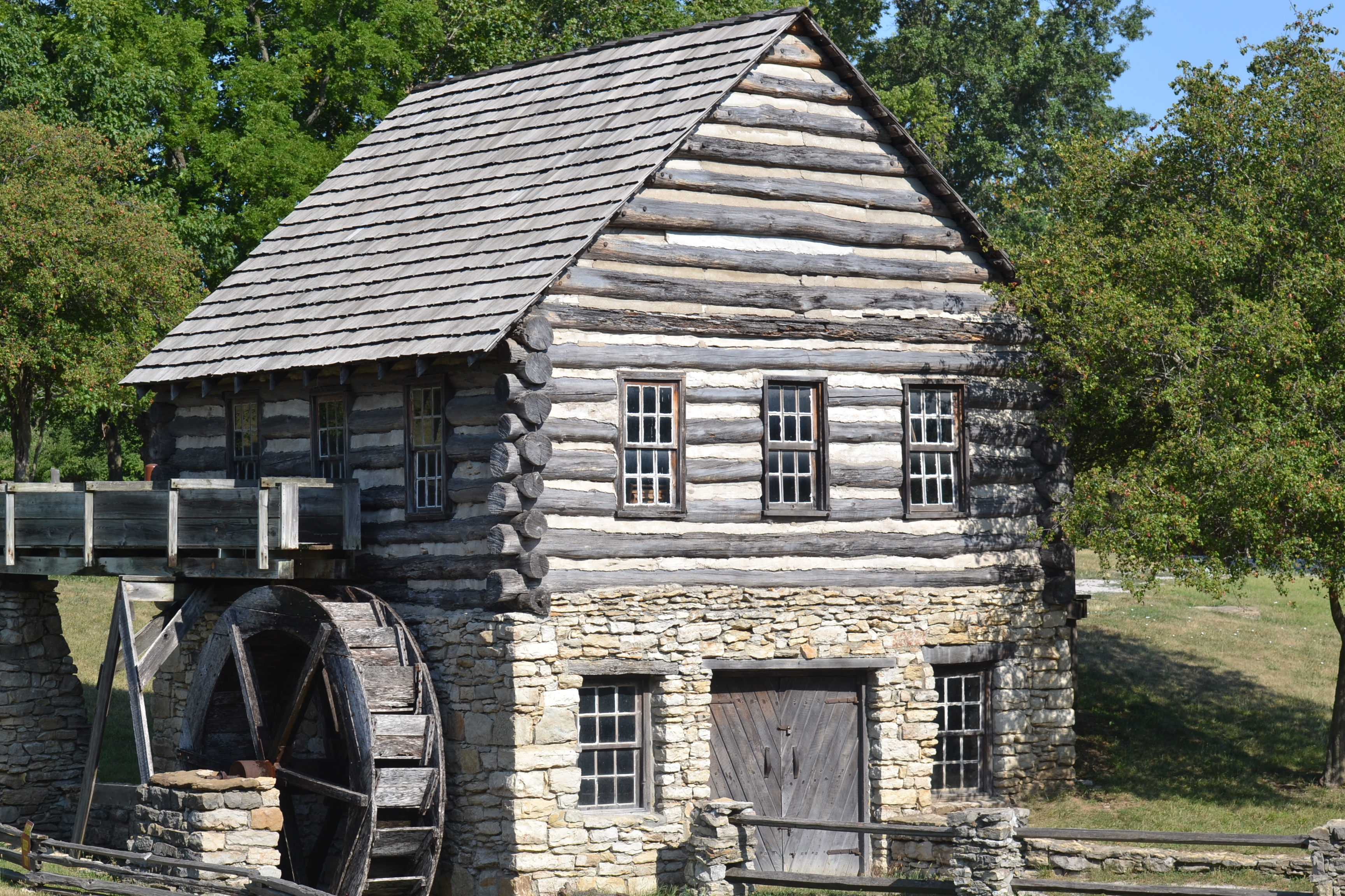 old-watermill